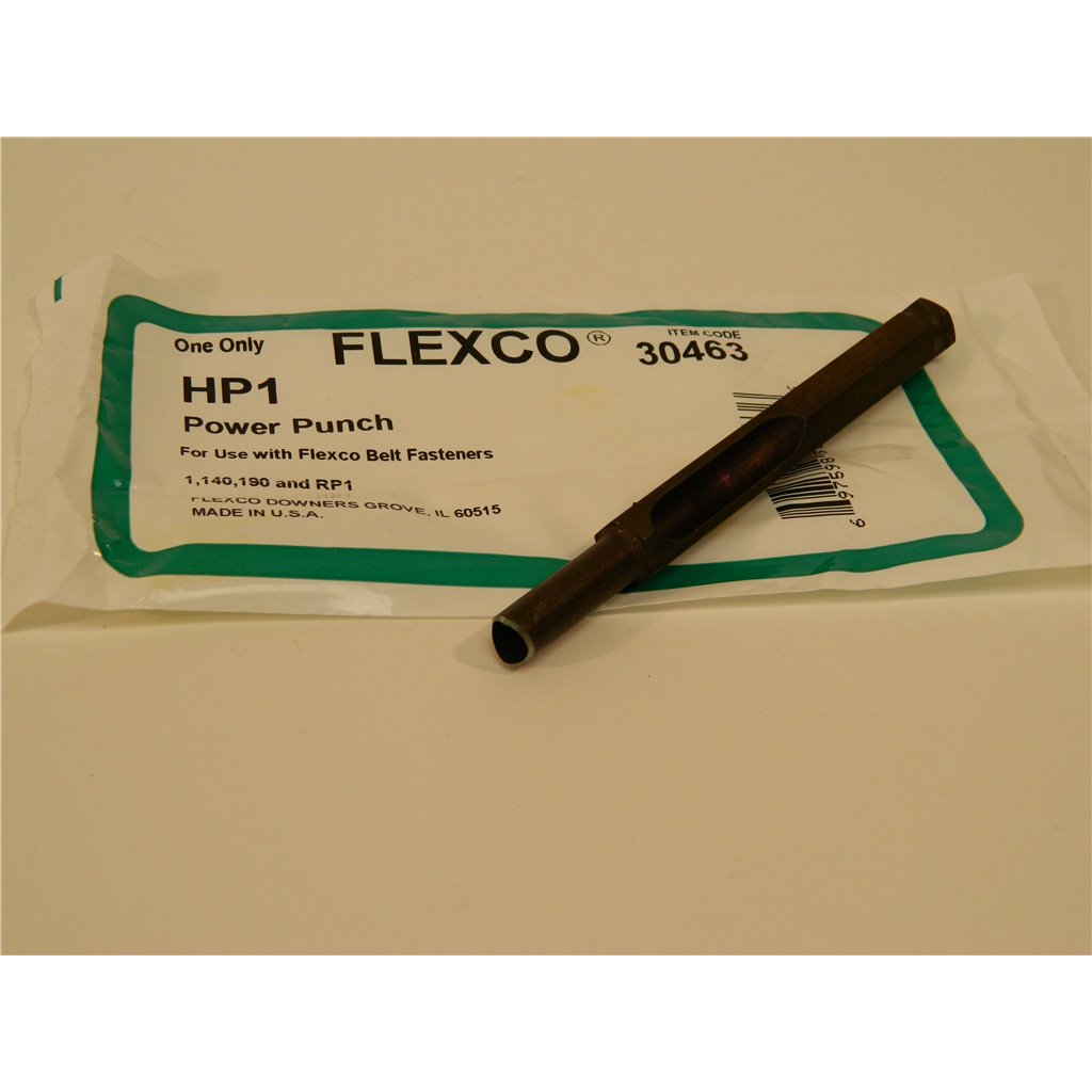 FLEXCO Brand New Puncher Tool 30463 Quantity 3 HP1 POWER PUNCH